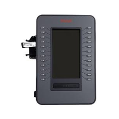 Up to three JEM24s can be connected to an Avaya J169 or J179 IP phone